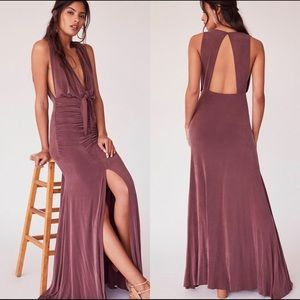 Free People Party | Genevieve Maxi Dress | Size XS